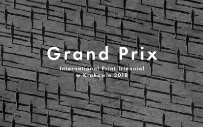 GRAND PRIX INTERNATIONAL PRINT TRIENNIAL w Krakowie 2018