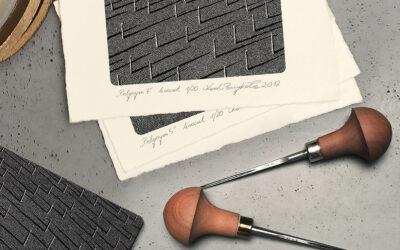 Cycle of mini prints, PILGRIM