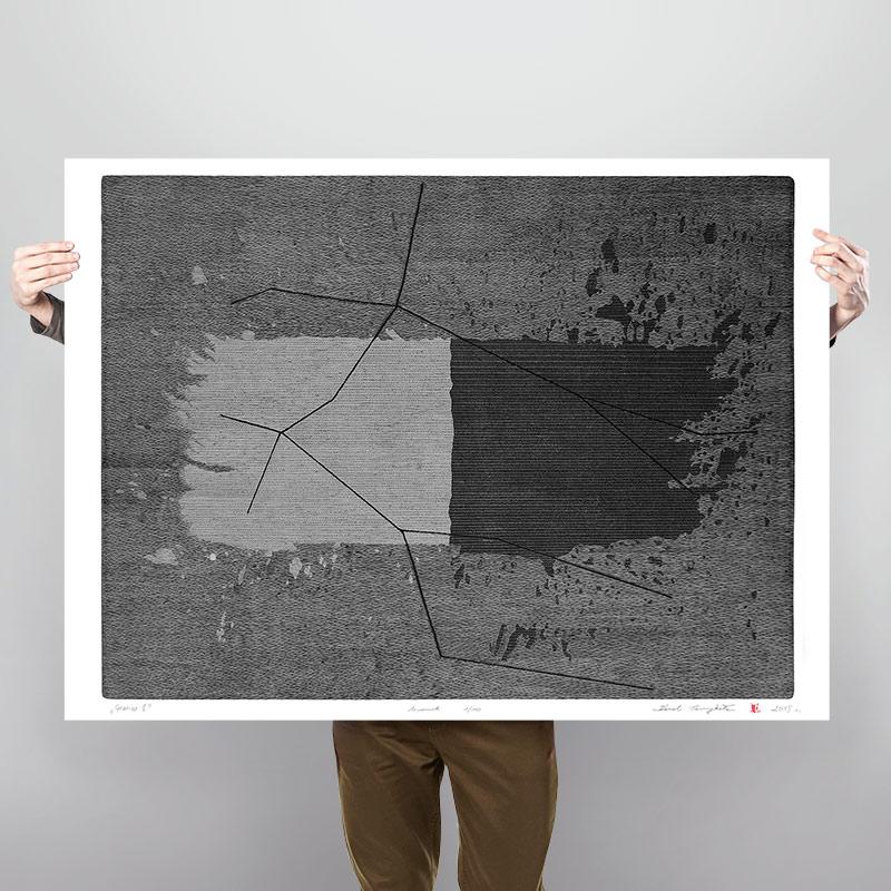 1_karol-pomykala-linocut-printmaking-gemini-1