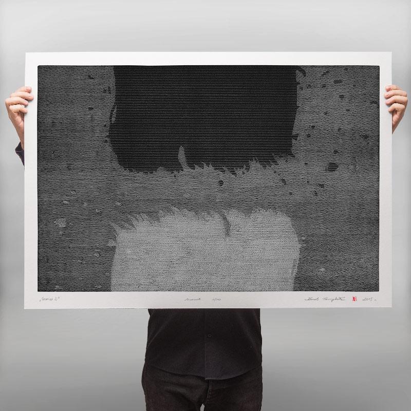 1_karol-pomykala-linocut-printmaking-gemini-2