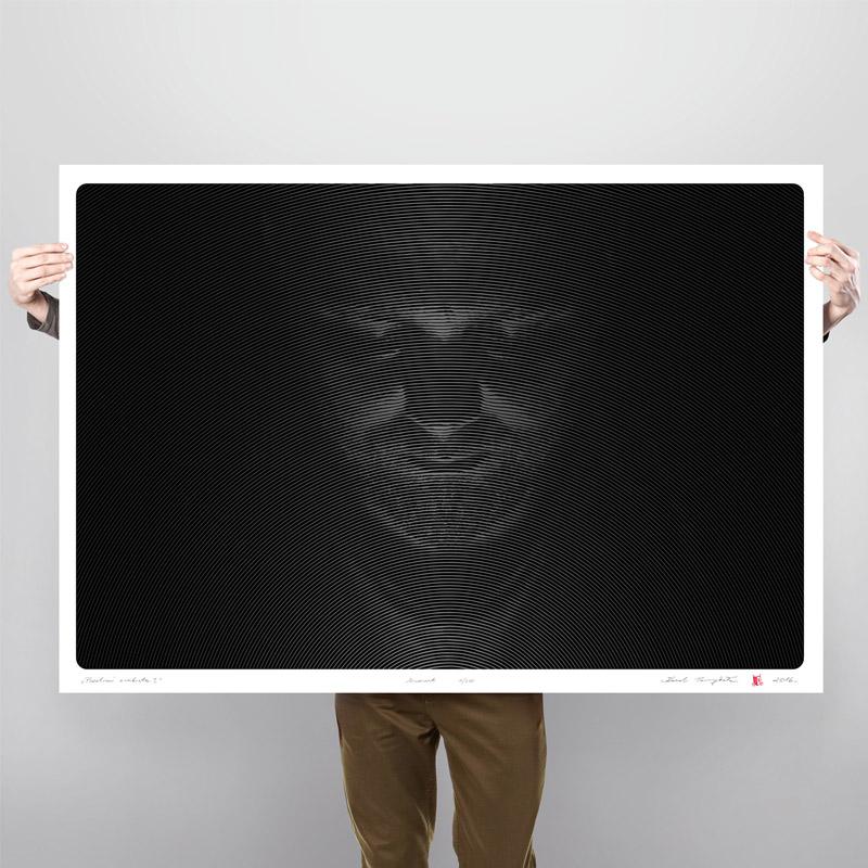 1_karol-pomykala-linocut-printmaking-personal-space-face-1