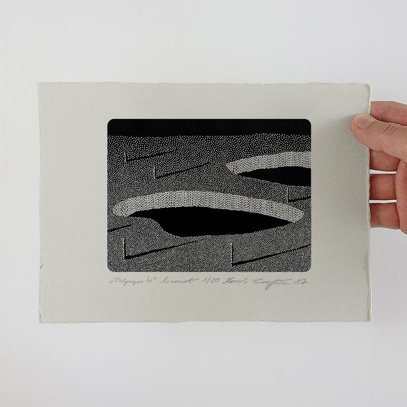 1_karol-pomykala-linocut-printmaking-pilgrim-4