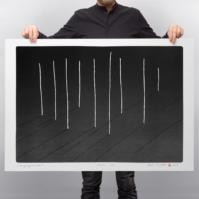 1_karol-pomykala-linocut-printmaking-the-beginning-of-the-old-1