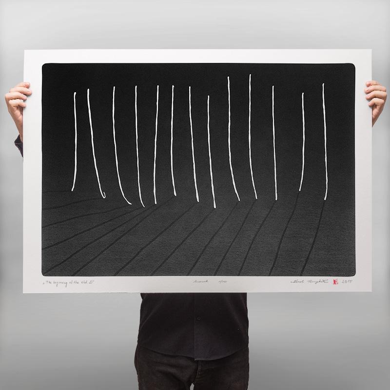1_karol-pomykala-linocut-printmaking-the-beginning-of-the-old-2