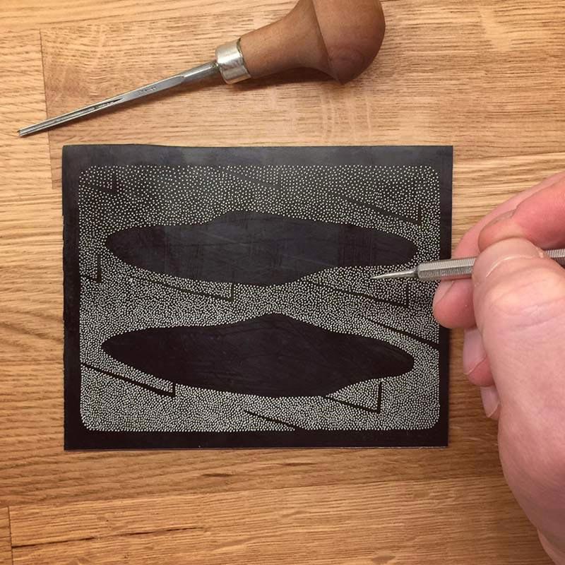 2_karol-pomykala-linocut-printmaking-pilgrim-8
