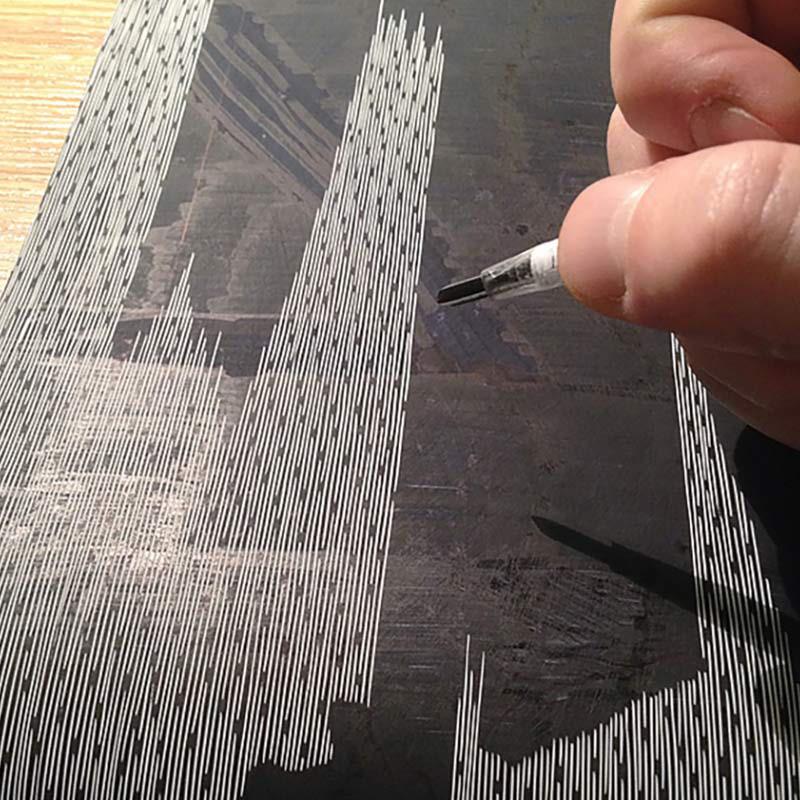 3_karol-pomykala-linocut-printmaking-gemini-2