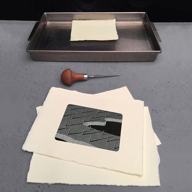 3_karol-pomykala-linocut-printmaking-pilgrim-3