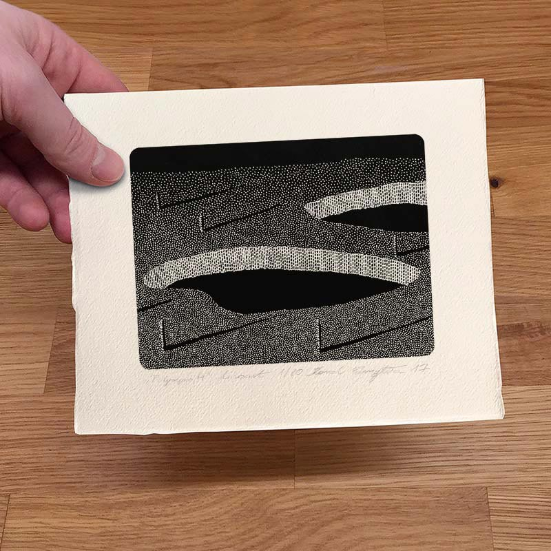 3_karol-pomykala-linocut-printmaking-pilgrim-4