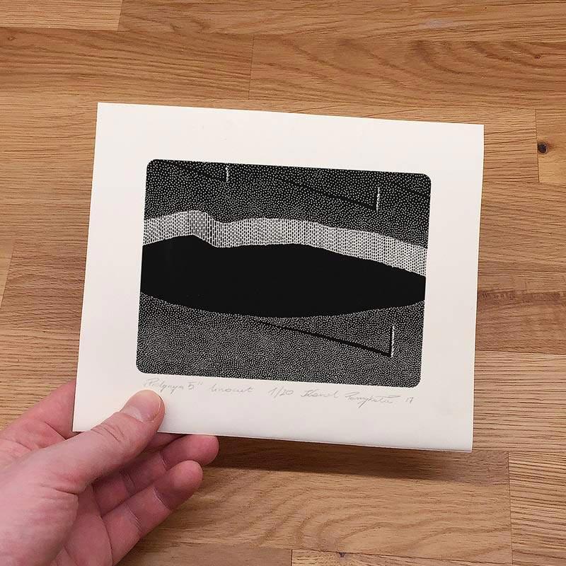 3_karol-pomykala-linocut-printmaking-pilgrim-5