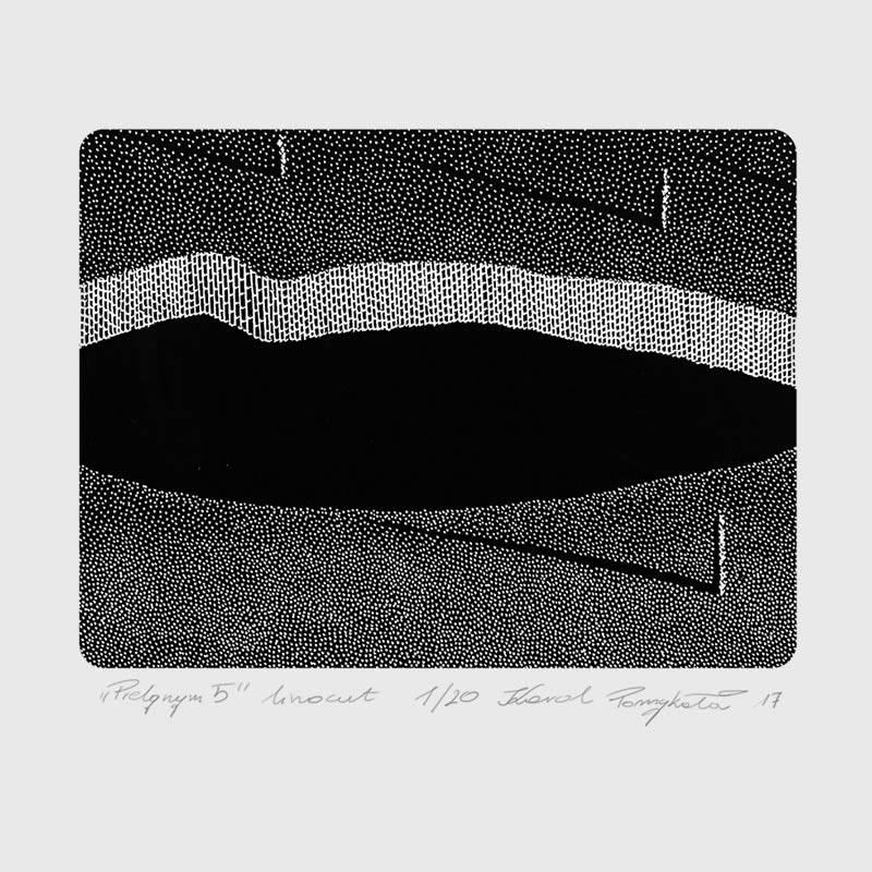 4_karol-pomykala-linocut-printmaking-pilgrim-5