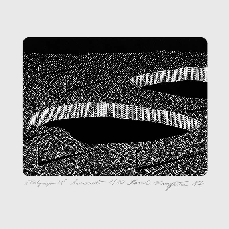 5_karol-pomykala-linocut-printmaking-pilgrim-4