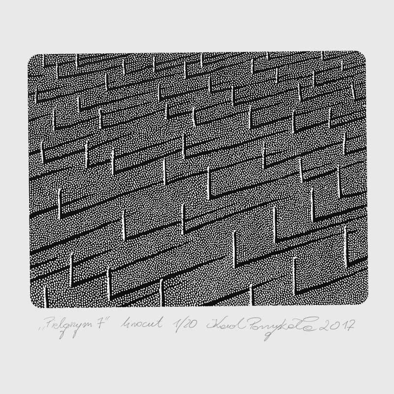 5_karol-pomykala-linocut-printmaking-pilgrim-7