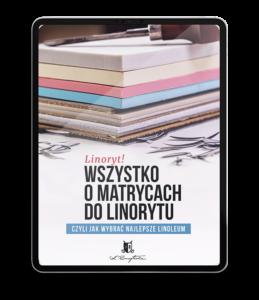 darmowy e-book o linorycie i sztuce Karol Pomykała