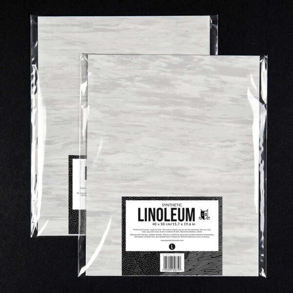 linoleum dostępne w kilku formatach